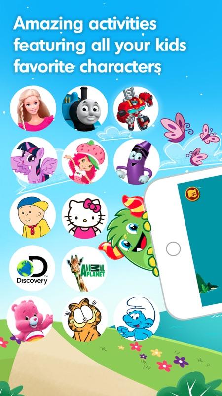 Budge World - Kids Games & Fun Online Hack Tool