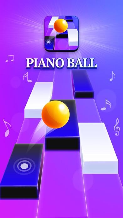 Piano Ball : Music Dance Tiles-0
