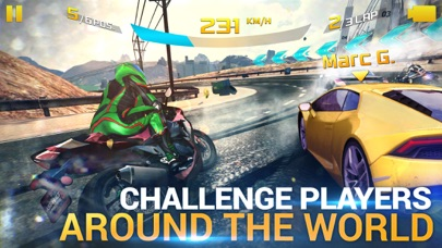 Asphalt 8: Airborne Screenshots