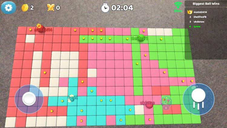 JumpBall.io screenshot-4