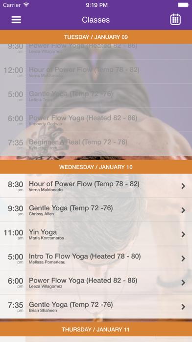 Yoga Den Health Spa - Corona screenshot three