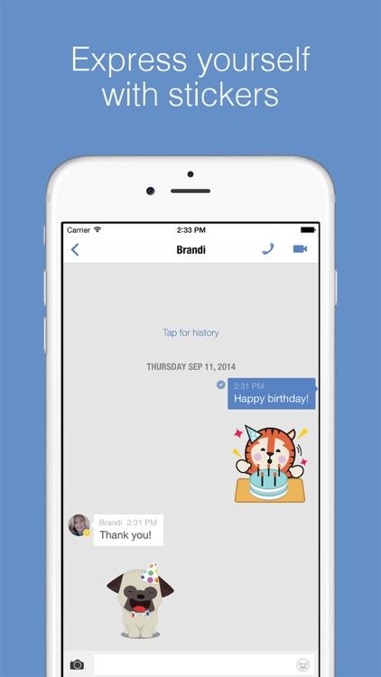 imo video calls and chat HD screenshot-3