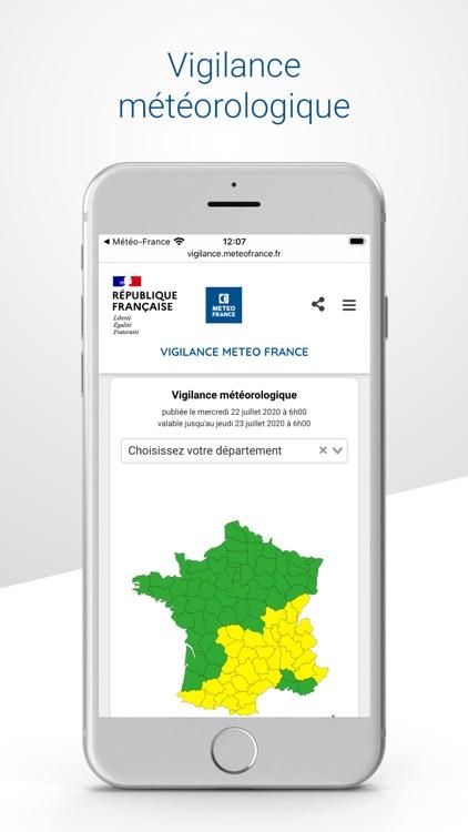 Météo-France screenshot-3
