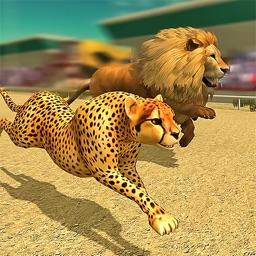 Forest Animal Racing Simulator