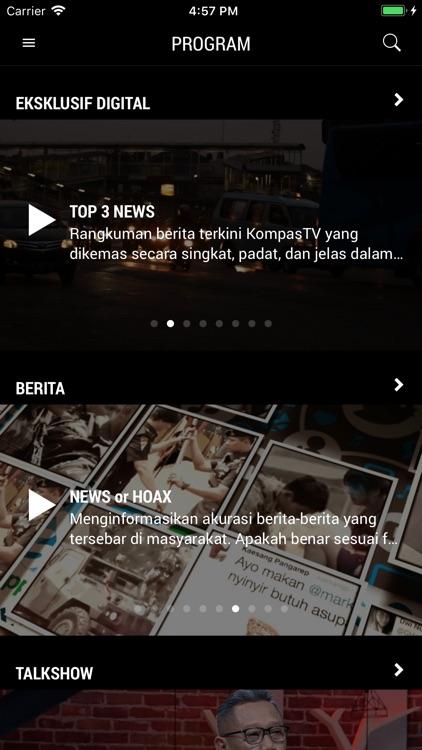 Kompas TV by Cipta Megaswara Televisi