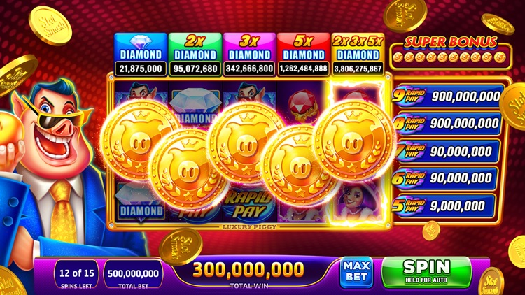 Slotsmash -Jackpot Casino Slot screenshot-6