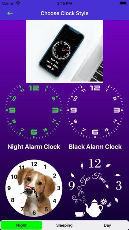 Loud Alarm Clock:Sleep Timer