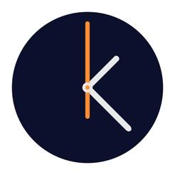 Klok - Widget di fuso orario