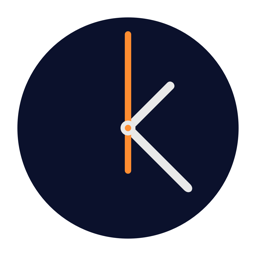 Ícone do app Klok - Time Zone Converter