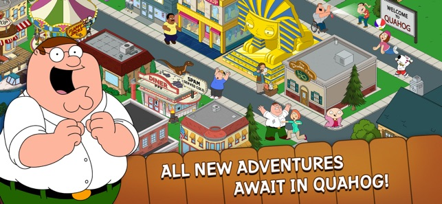 Joe Family Guy Bring It On