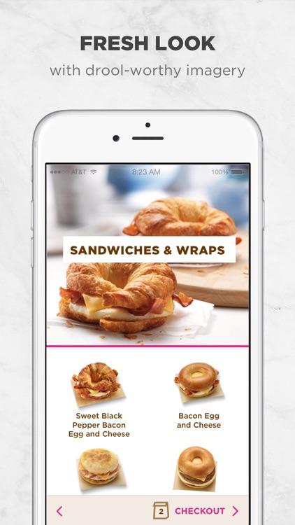 Dunkin' Donuts screenshot-3