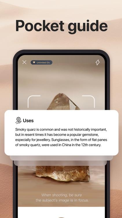 Rock Identifier: Stone ID screenshot-7