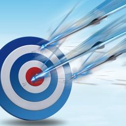 飞箭挑战-弓箭手射箭大作战游戏