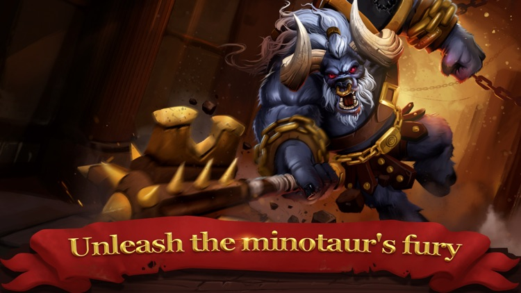 Gladiator Heroes - Valor Fight screenshot-0
