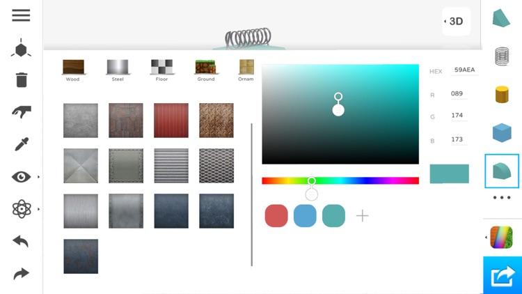 Assemblr - Make 3D, Show in AR screenshot-3