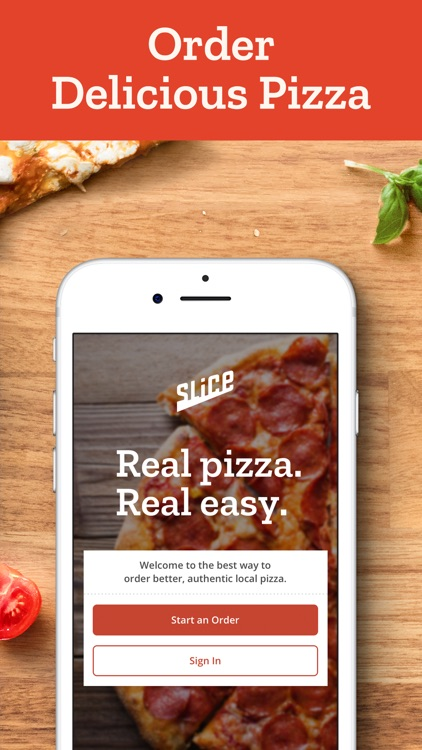Slice: Pizza Delivery & Pickup screenshot-0
