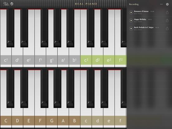 Real Piano™ Screenshots