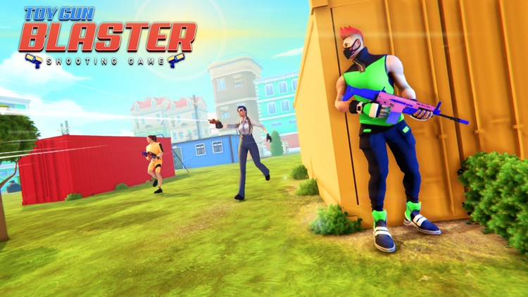 Toy Gun Blaster- Shooting Game