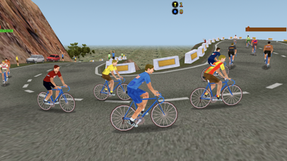 Ciclis 3D - The Cycling Gameのおすすめ画像1