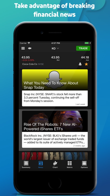 TradeStation - Trade & Invest screenshot-3