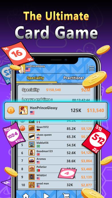 Stack Card 2048: Cash Prizes screenshot 5
