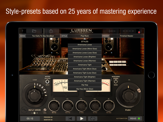 Screenshot #6 pour Lurssen Mastering Console