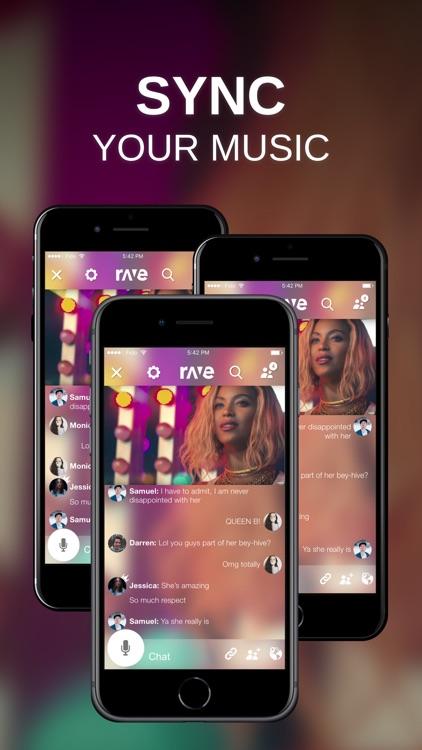 Rave – Watch Together screenshot-3