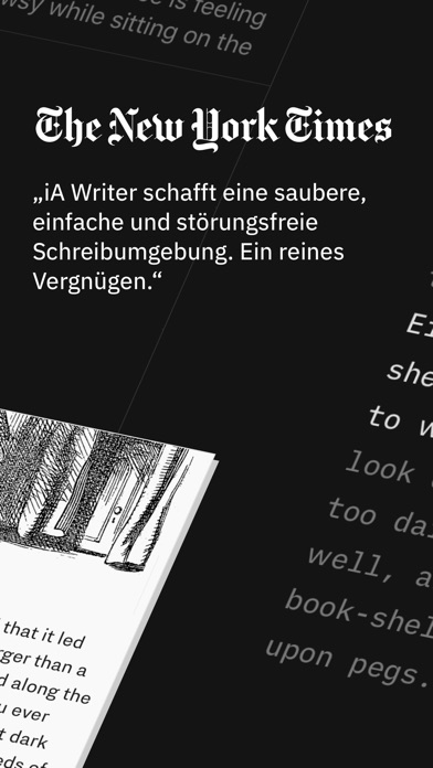 iA WriterScreenshot von 10