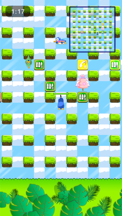 Penguin Wars  -Online Battle- screenshot 3