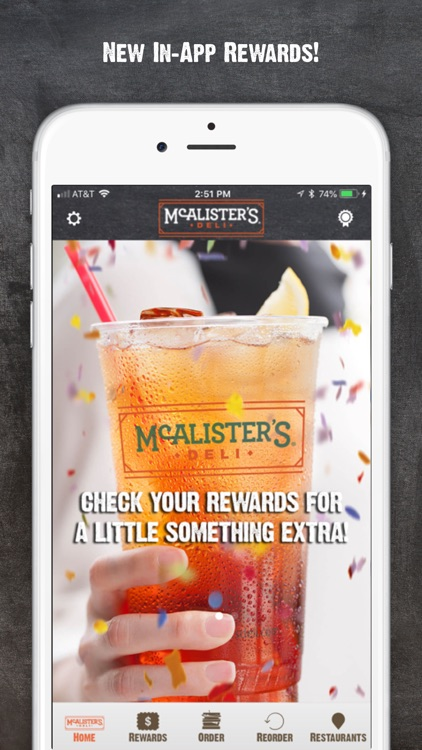 McAlisters Deli screenshot-3