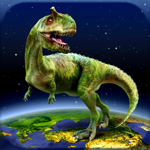 Dino Walk - Your World History iOS App