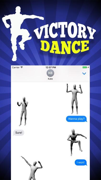 Victory Dance Emoji & Emotes
