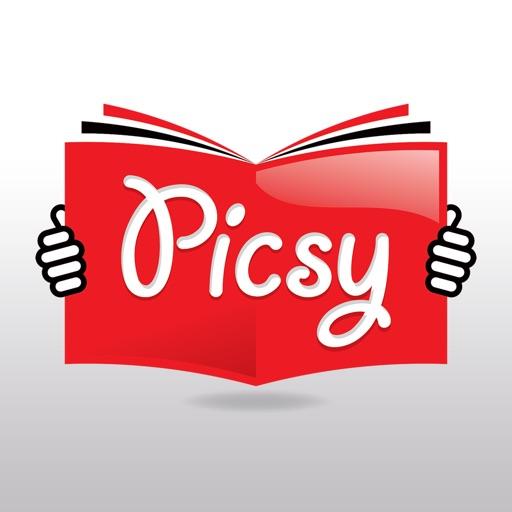 Picsy - Photo Books & Canvas