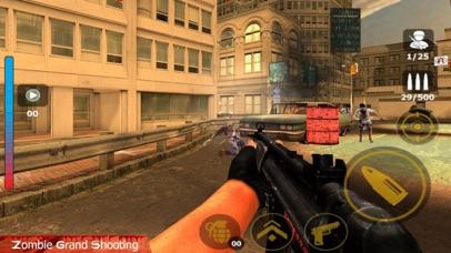 Zombie War - Dead Killer screenshot 2