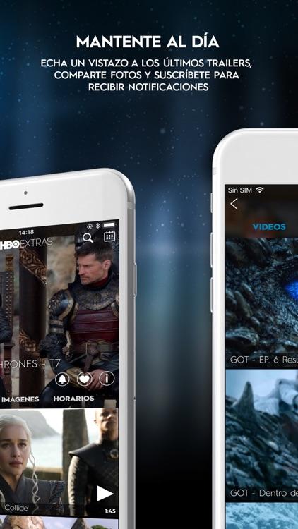HBO EXTRAS screenshot-3
