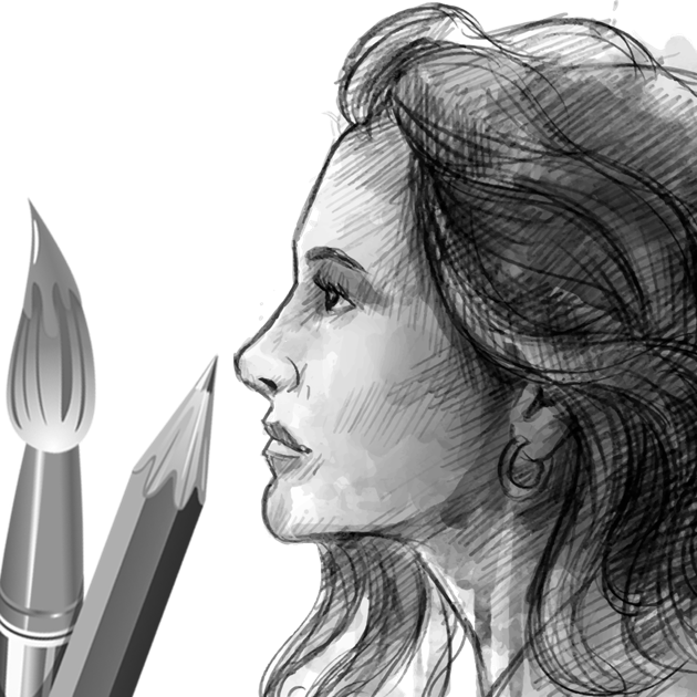 Sketch Art - Pencil Drawing