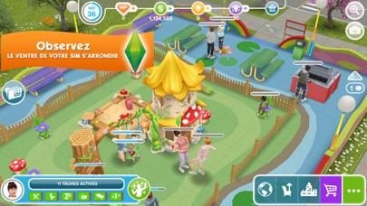 Les Sims Freeplay sur iPad-capture-5