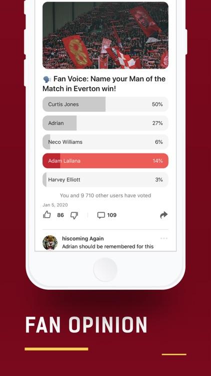 LFC Live: unofficial fans app screenshot-6