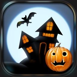 Spooky House ® Halloween burst