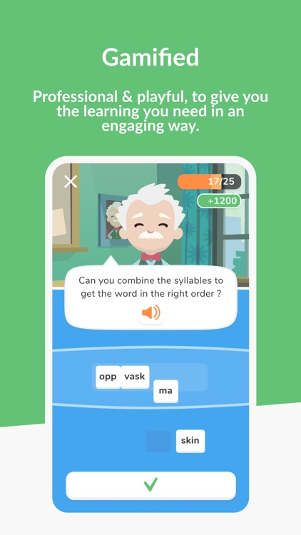 Capeesh - Language Learning