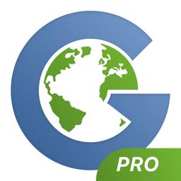 Ícone do app Guru Maps Pro
