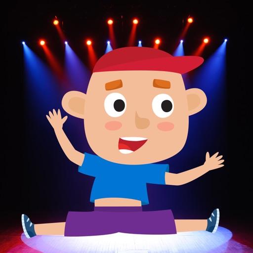 Super Dancing Boy Emojis