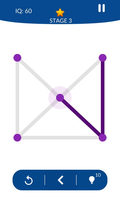 One Line Connect - Brain Game screenshot-4