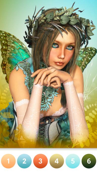 Coloring Magic screenshot 8