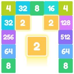 2048 Shoot N Merge: Brick Game