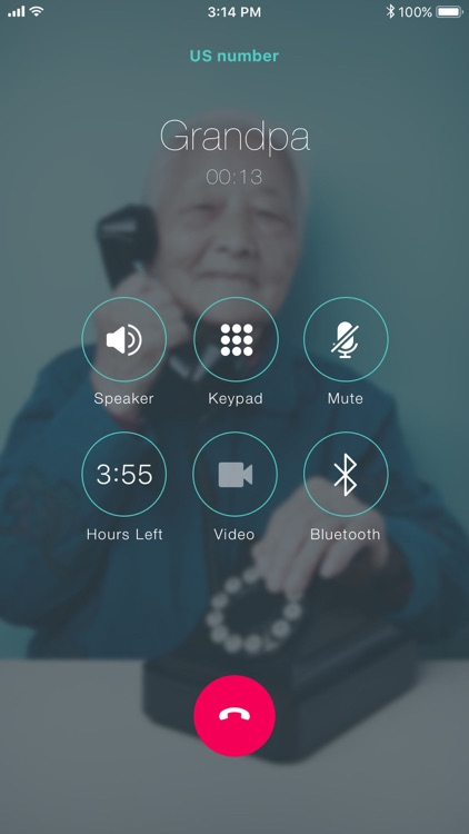 Free Tone - Calling & Texting screenshot-4