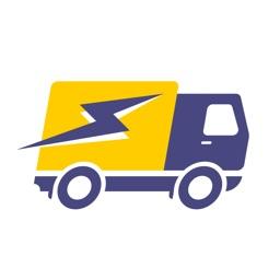 Lightbeam Courier Driver App