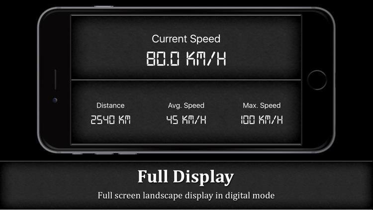 Smart GPS Speedometer PRO screenshot-4