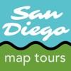 San Diego Map Tours