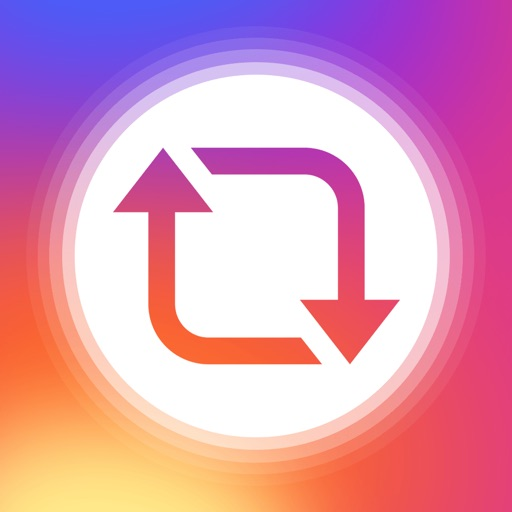 リポスト for Instagram & twitter